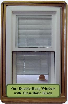 Blinds|Tilt and Raise Blinds between Insulated Glass|Windows and ...